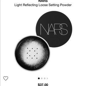 NARS Translucent crystal light reflecting powder